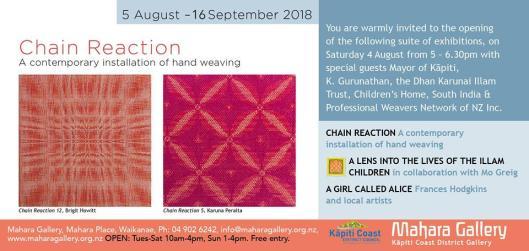 Mahara Gallery Hand Weaving