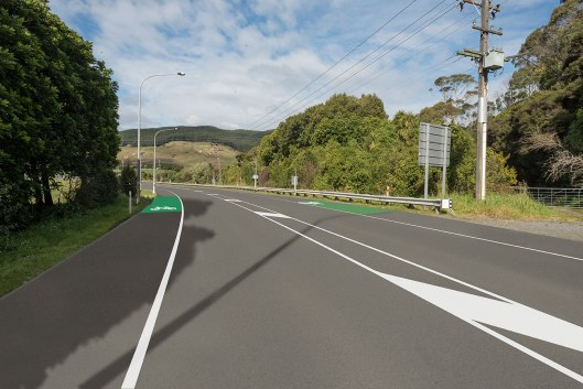 Main Road north-otaihanga-rbt-proposed