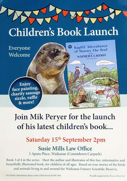 Mik Peryer new book