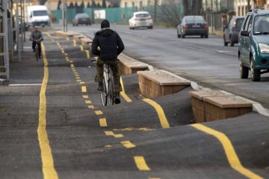NZTA cyclelanes