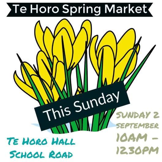 Te Horo Spring Market