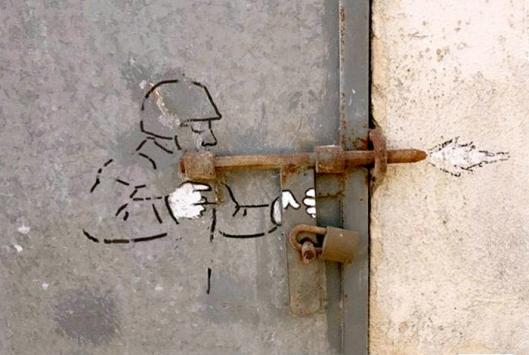 art lock