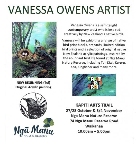 Vanesse of Waikanae