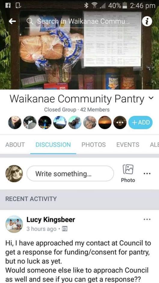 Waikanae Community Pantry