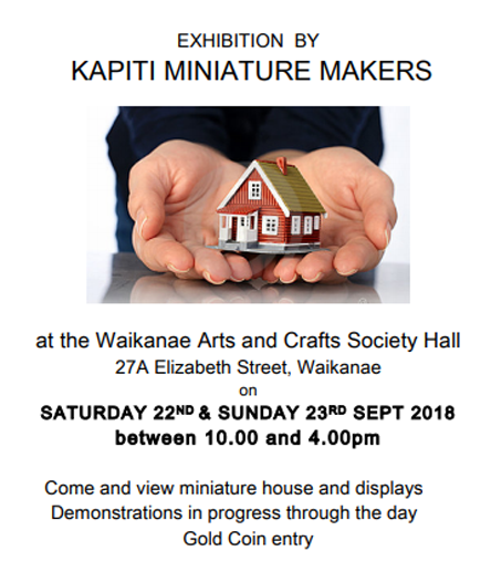 Waikanae Miniature Makers