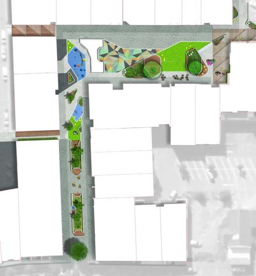 Mahara Place concept-design-report diagram