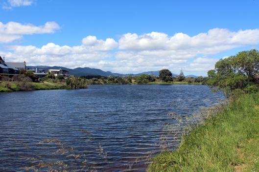 Waimanu Lagoon vue