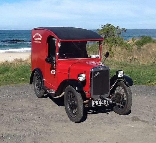 1930 Austin C-Cab