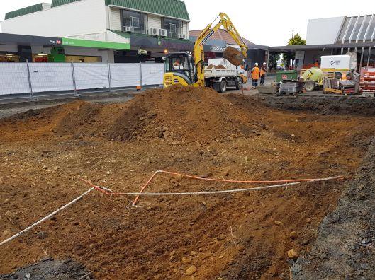Mahara excavations 1