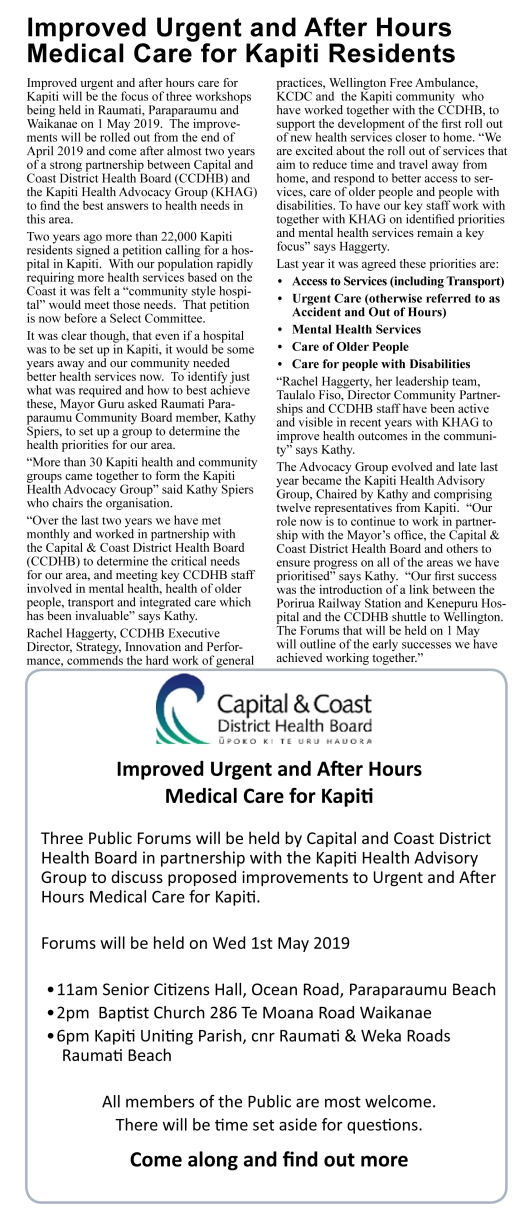 CCDHB KHAG public forums in Kapiti 1 May 2018.jpg