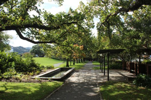 Katherine Mansfield Park Wellington