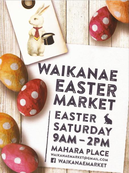Waikanae Easter Market