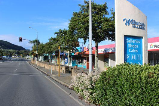 Waikanae Main Road