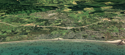 Waikanae satellite