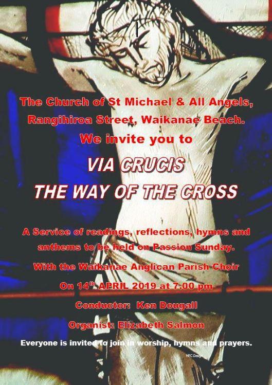 Way of the Cross 14 Apr 2019