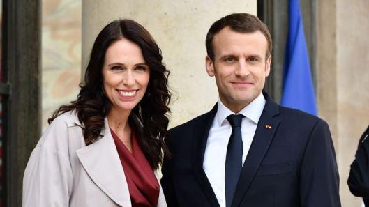 Cinderella and President Macron