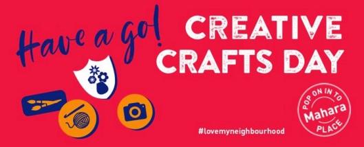 Creative Crafts Day