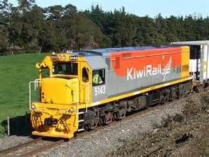 Kiwirail freight