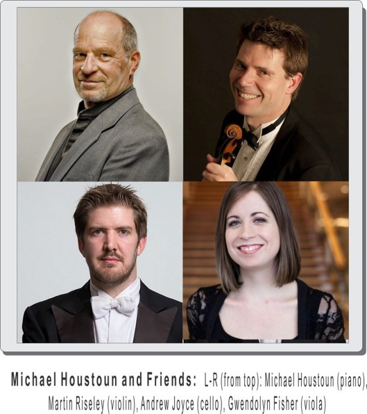 Michael Houstoun concert