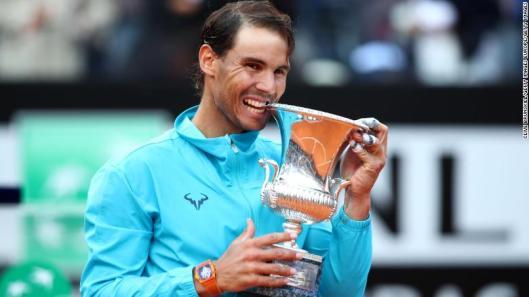Nadal Rome 2019