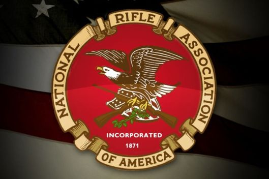 NRA decal