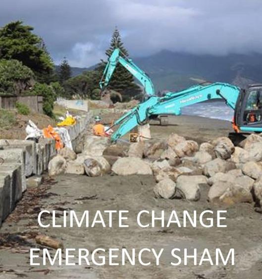 Climate change sham