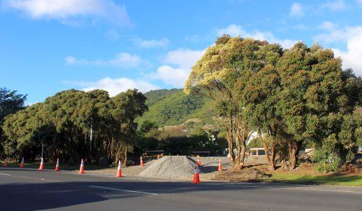Main Road kreuzung