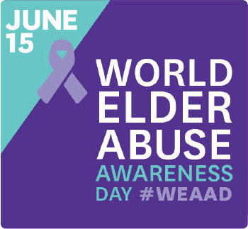 World Elder Abuse today