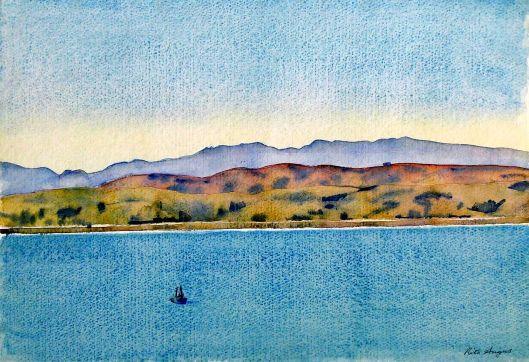 Rita Angus coast
