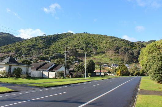 Waikanae hill zone subdivision
