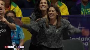 World Netball Noeline Tauroa