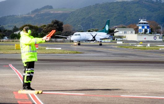 Air Chathams at Pram