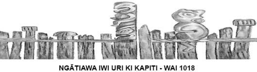 Ngaatiawa Uri WAI 1018