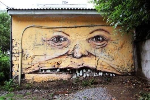 street art Nikita Nomerz 4
