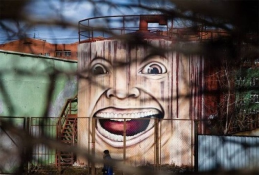 street art Nikita Nomerz 6