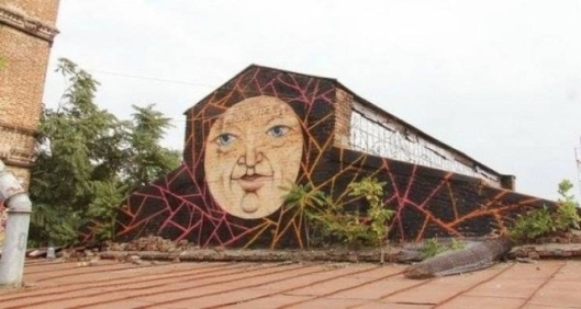 street art Nikita Nomerz 92