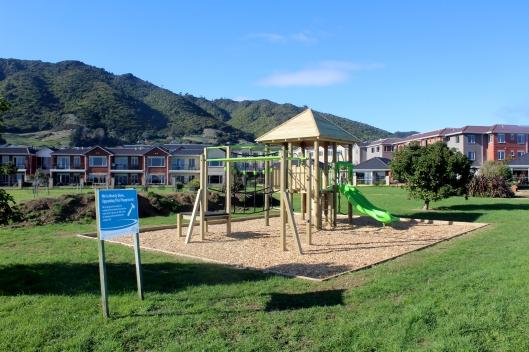 Waikanae North playground