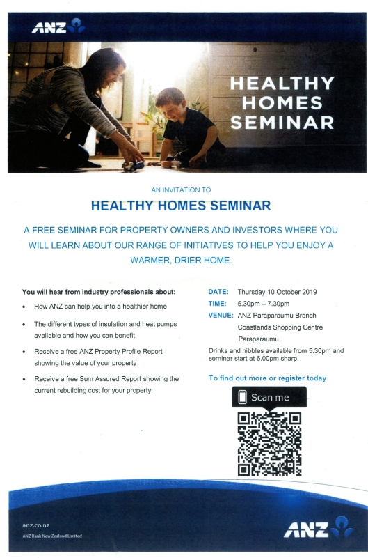 ANZ healthy homes