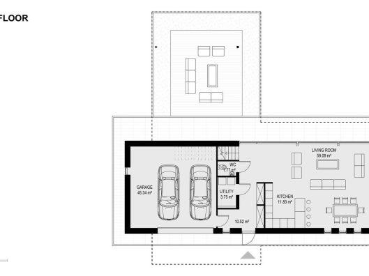 House 2-206 Ngarara Road, plan lower