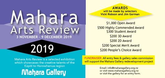 Mahara Arts Review