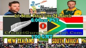 South Africa semi final