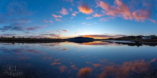 Waiky Estuary sunset Conrad Labone