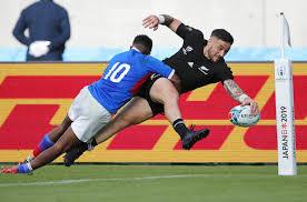 ABs v Namibia Perenara scores