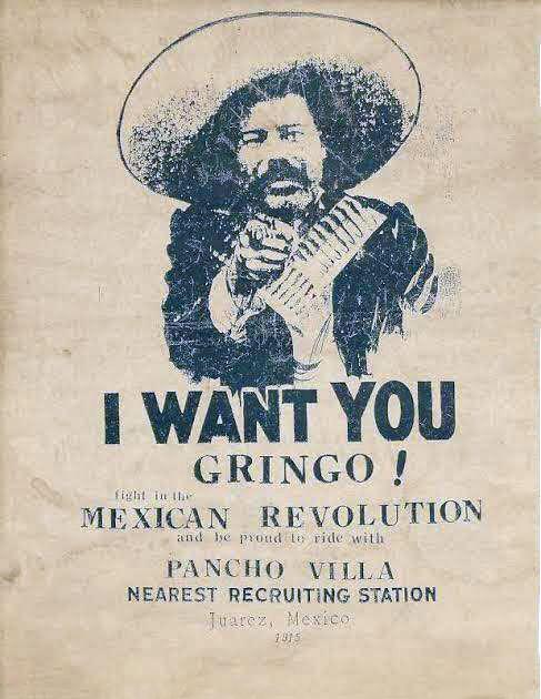 Gringo wanted