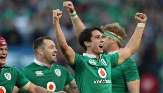 Ireland beat the All Blacks 2018
