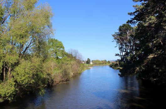 Waikanae River westen