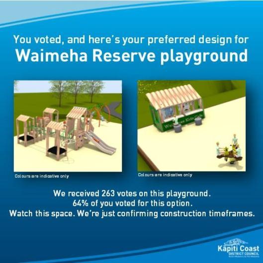 Waimeha reserve