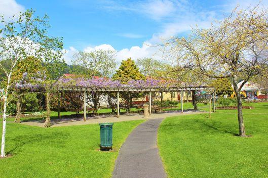 War Memorial Park and Pergola