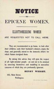 Epicene women