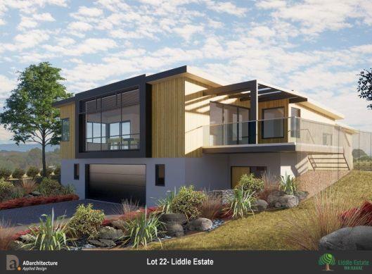 Liddle estate build